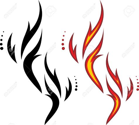 flames tattoos designs 9 designs and ideas
