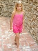 Young Girl April Jumper Short - | Gypsy05