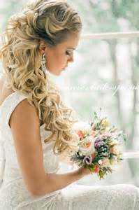 Loose curls wedding hair belle the magazine