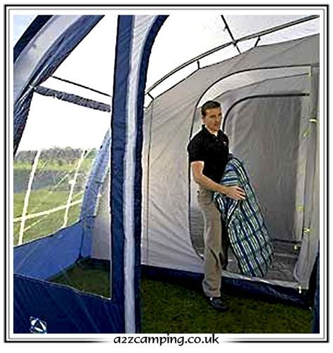 Large Caravan Awning Sunncamp Ultima 260 And 390 Inner Tent