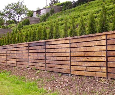 Cloture Basse Jardin cloture jardin bois pour un ext 233 rieur tout naturel