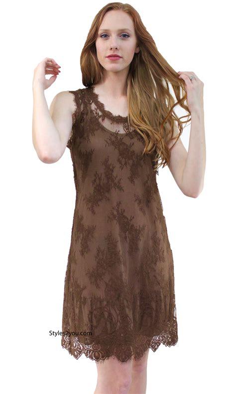 Dress Dotie Tunic dottie lace tunic in coffee pretty dottie lace tunic in coffee anls62750cf my pretty