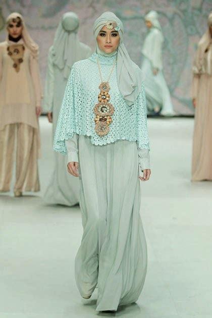 Gamis Pesta Glamor 20 Foto Desain Baju Pesta Muslim Terpopuler