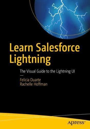 learn salesforce lightning the visual guide to the lightning ui books learn salesforce lightning pdf free e books