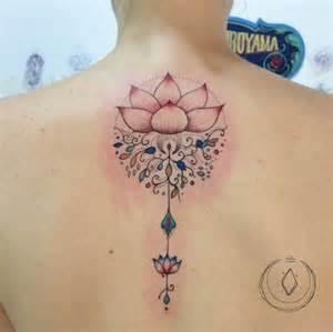 160 elegant lotus flower tattoos meanings 2017 part 3