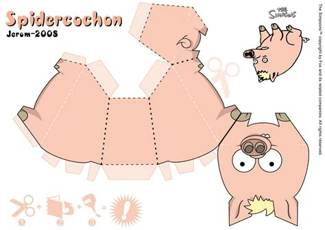 Papercraft Pig - spiderpig images spiderpig hd wallpaper and background