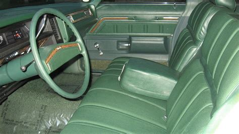 1973 Chevy Interior by 1973 Chevrolet Caprice With Only 2 950