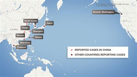 case  china coronavirus confirmed  washington