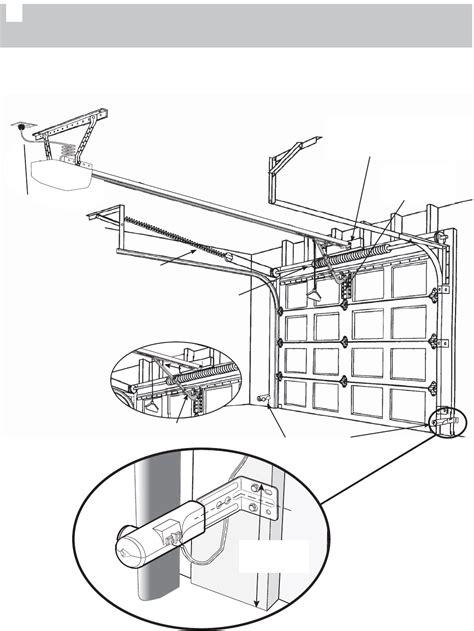 genie garage door opener installation manual page 12 of genie garage door opener 3024 user guide