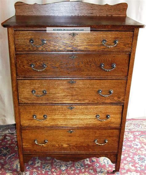 antique tall oak dresser oak dresser cool stuff