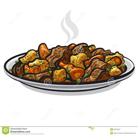 Thanksgiving Side Dishes by Beef Stew Stock Image Image 30810621