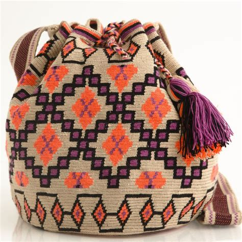 Handmade Fair Trade - bags handbag trends fair trade handmade wayuu boho