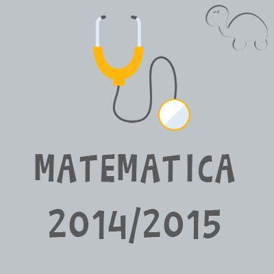 test di fisica e matematica medicina 2014 2015 redooc
