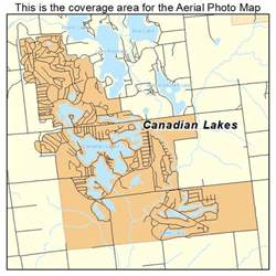 canada lakes map aerial photography map of canadian lakes mi michigan
