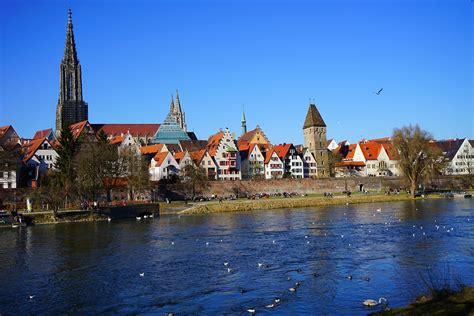 Ulm River Danube · Free photo on Pixabay