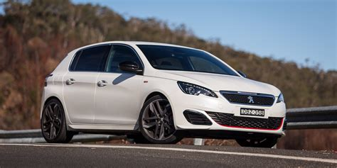 peugeot 308 gti 2016 peugeot 308 gti 270 review caradvice