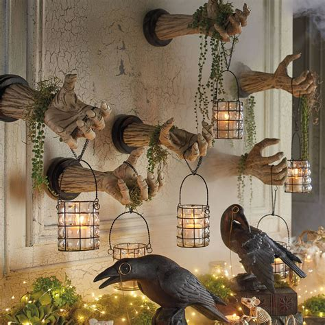 Creepy Decor by Creepy With Lanterns The Green