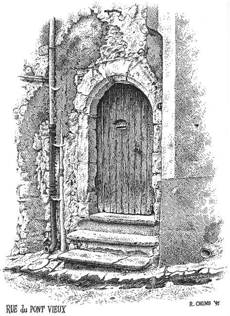 R Sketches by Robert Crumb Robert Crumb A Namesake