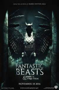 Fantastic Beasts And Where To Find Them filming underway for fantastic beasts and where to find