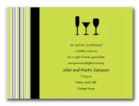 dinner invitation template best template collection