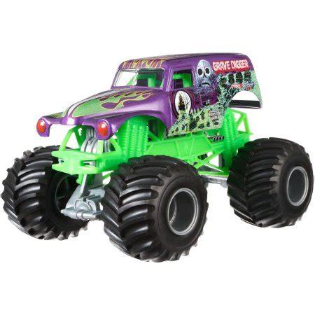 Wheels Grave Digger Jam 2 wheels jam grave digger purple walmart