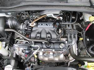 Chrysler 3 3 Engine 2008 Chrysler Town Country Lx 3 3 Liter Ohv 12 Valve