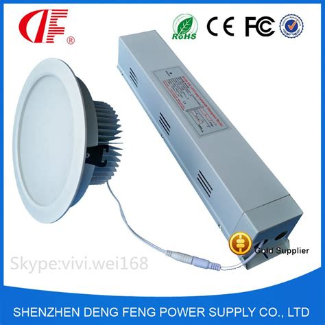 led l emergency driver with emergency battery backup