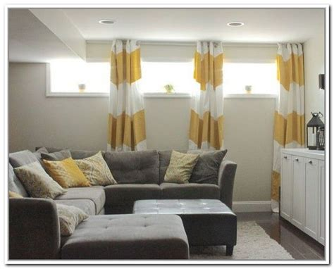 Curtains For Basement Windows Curtains For Windows Search Apartment Living Pinterest Basement Window