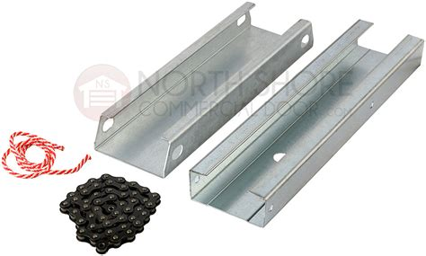 genie chainmax chain drive rail extension kit