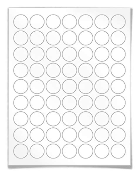 round templates for word free blank round label template download wl 1025 template