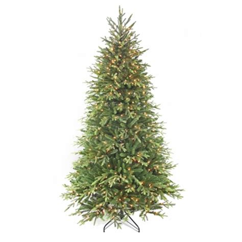 holiday living 7 5 ft pre lit tree type full artificial