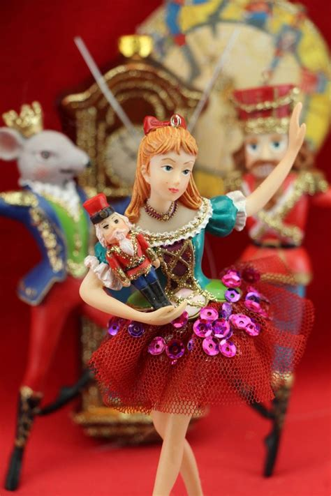 the nutcracker christmas decorations gisela graham