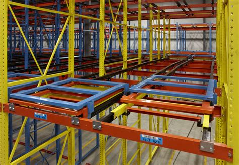 3d storage double deep racking 3d storage solutions gta pushback racking for warehouse