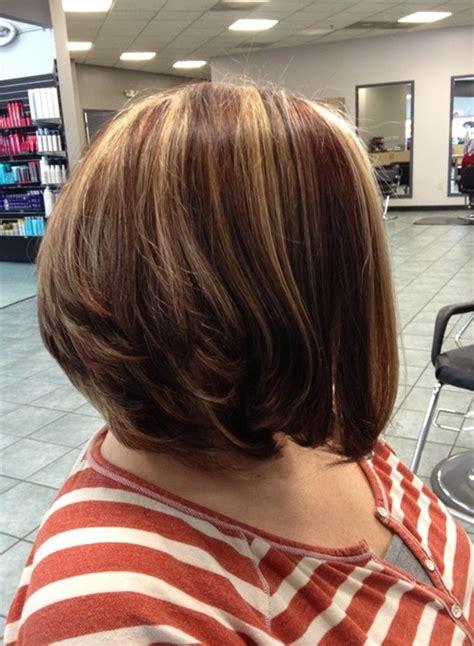 stacked bob haircut popular haircuts