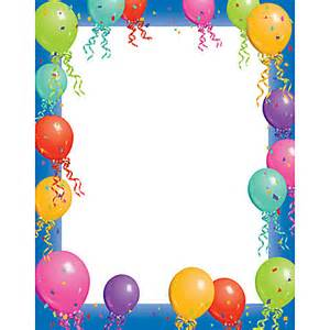 balloon border template free gartner studios design paper 8 12 x 11 balloon border pack