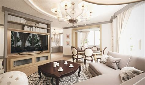 classic design  apartment lviv ukraine