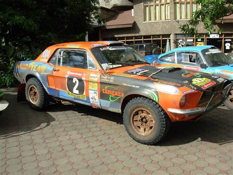 off road mustang 1968 ford mustang rally car gt off road inspiration