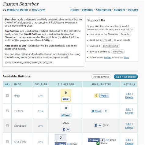 wordpress top bar plugin 5 wordpress plugins for buffer wp solver