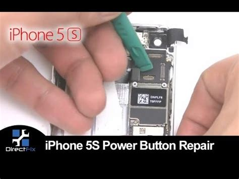 Fleksibel On Volume Silent Iphone 5s Original how to replace iphone 5s power button volume silent buttons directfix