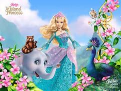 Barbie as the Island Princess Movie