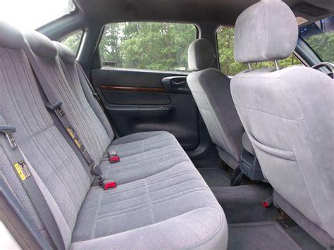 2002 Impala Interior by 2002 Chevrolet Impala Interior Pictures Cargurus
