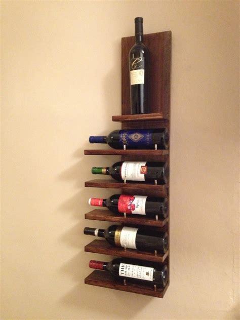 vertical wine rack wall mount