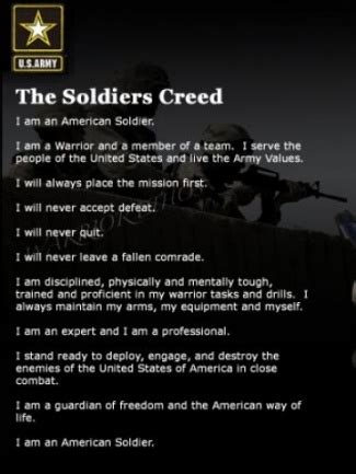 soldiers creed wallpaper gallery