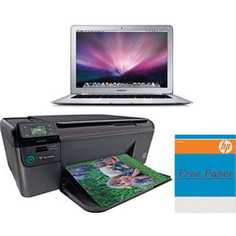 printing address labels on macbook air apple macbook air notebook computer with printer kit b h photo