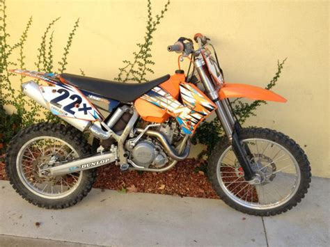 Ktm 450 Smr For Sale 2005 Ktm 450 Smr With Slipper Clutch And Exc For Sale On