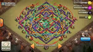 Thread th8 clan war base with new mortar need feedback please