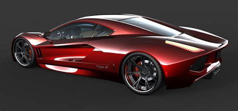 TranStar Racing Dagger GT plans to be World's Fastest Car