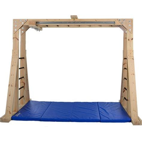 Indoor Therapy Gym Swing Swing Frames Especial Needs
