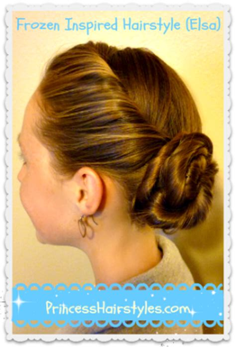 frozen elsa hair tutorial disney s braid hairstyles for wedding elsa hairstyle tutorial inspired by disney frozen