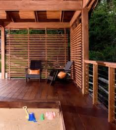 pretty deck railing privacy fence new outdoor space